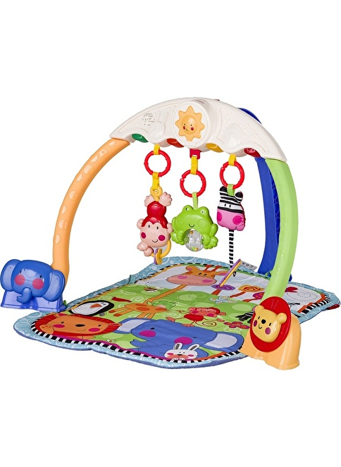 Baby2go Baby2Go 94131 Jimnastik Oyun Minderi Renkli